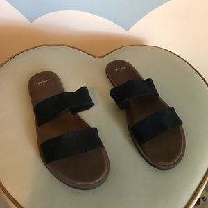Sanuk Yoga Gora Gora Size 9 Sandals